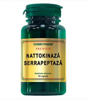 Nattolomaza Serrapeptaza, 30 capsule