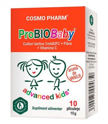 Probiobaby, 10 pliculete