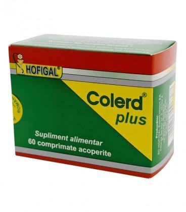 Colerd Plus, 60 comprimate