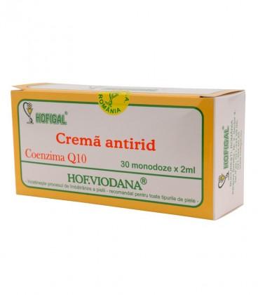 Crema antirid, 30 monodoze
