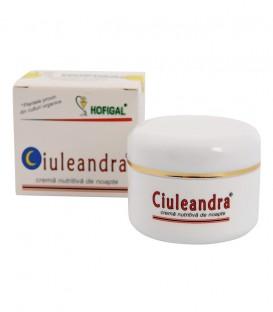 Crema nutritiva de noapte Ciuleandra, 50 ml