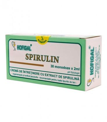 Crema Spirulin, 30 monodoze