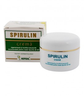 Crema Spirulin, 50 ml