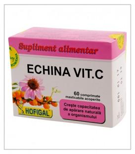 Echina Vit. C, 60 comprimate