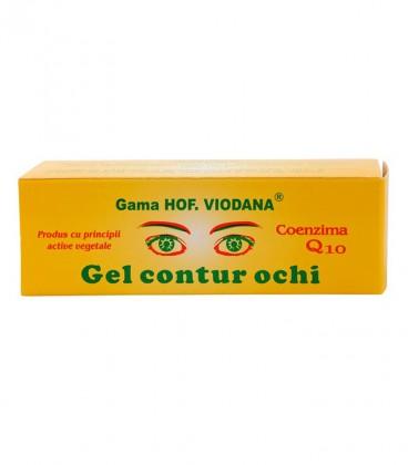 Gel Contur ochi Q10 Viodana, 30 ml