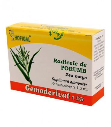Gemoderivat de porumb - radicele, 30 monodoze