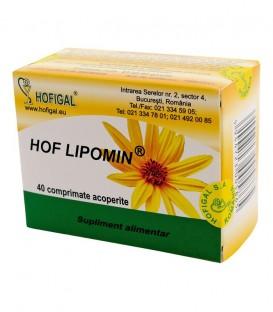 Hof Lipomin, 40 comprimate