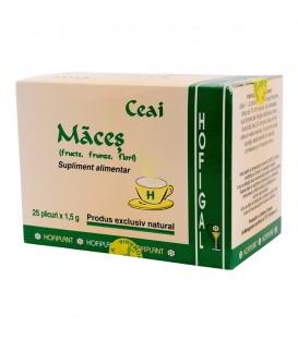 Ceai de maces (fructe, frunze si flori), 25 doze