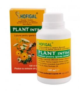 PLANT INTIM lotiune pentru igiena intima, 100 ml