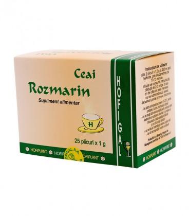 Ceai de Rozmarin, 25 doze