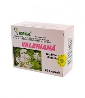 Valeriana, 40 cps