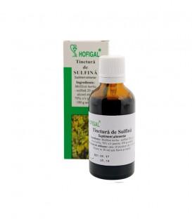 Tinctura de sulfina, 50 ml