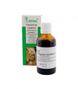 Tinctura de valeriana, 50 ml