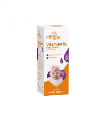 Alinan Baby  Vitamina D3, 10 ml