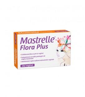 Mastrelle Flora Plus dus vaginal, 10 plicuri