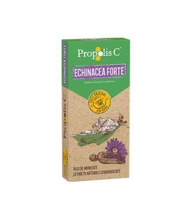 Propolis C + Echinaceea Forte, 30 comprimate