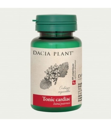 Tonic Cardiac, 60 tablete
