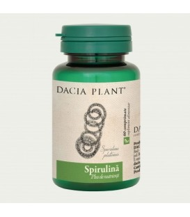 Spirulina, 60 tablete