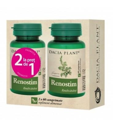 Renostim, 60 tablete (1 + 1 gratis)