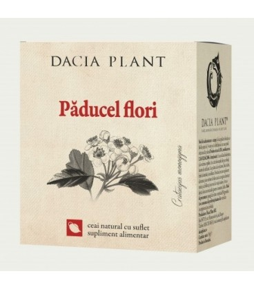 Ceai Paducel (flori), 50 grame