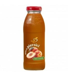 Nectar Piersici fara zahar, 300 ml
