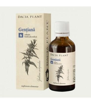 Gentiana (tinctura), 50 ml