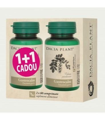 Gastrocalm, 60 tablete (1 + 1 gratis)