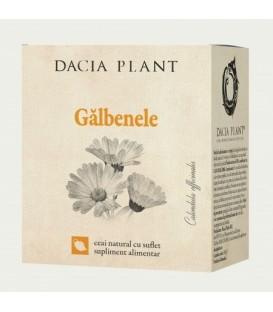 Ceai Galbenele, 50 grame