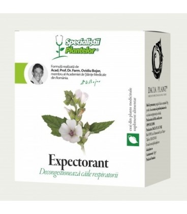 Ceai Expectorant, 50 grame