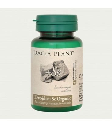 Drojdie cu seleniu organic, 60 tablete