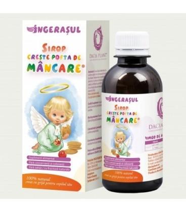 Ingerasul - Sirop Creste pofta de mancare, 200 ml