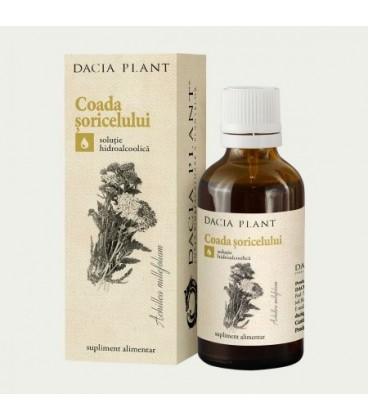 Coada Soricelului (tinctura), 50 ml