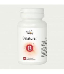 B Natural, 60 tablete