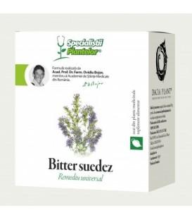 Ceai Bitter Suedez, 50 grame