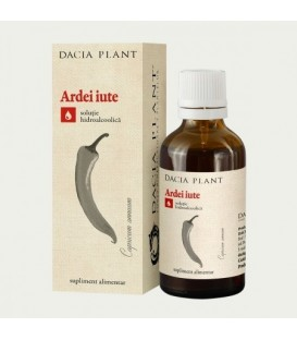 Ardei Iute (tinctura), 50 ml