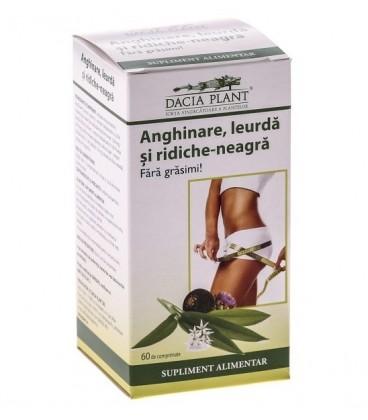 Anghinare, leurda si ridiche neagra, 60 tablete