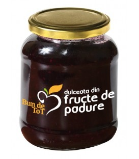 Dulceata de fructe de padure, 360 grame