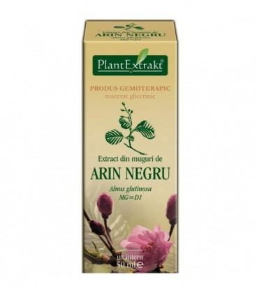 Extract din muguri de arin negru, 50 ml