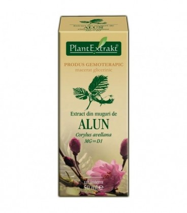 Extract din muguri de alun, 50 ml