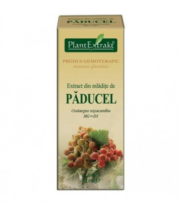 Extract din mladite de paducel, 50 ml