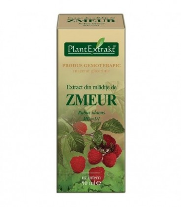 Extract din mladite de zmeur, 50 ml