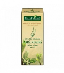 Extract din mladite de iarba neagra, 50 ml