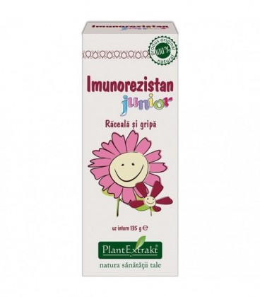 Imunorezistan Junior, 135 ml