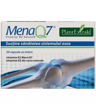 Mena Q7 vitamina K2 naturala, 30 capsule