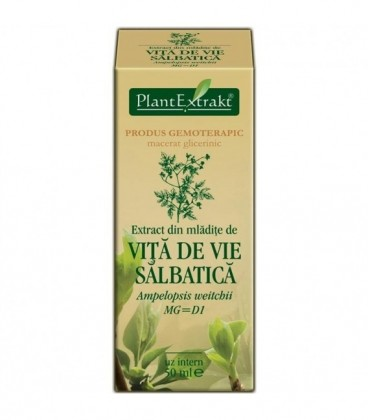 Extract din mladite de vita de vie salbatica, 50 ml