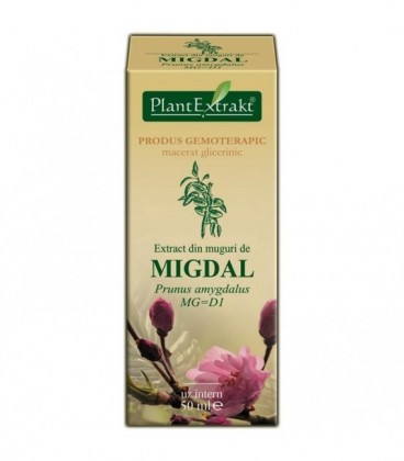 Extract din muguri de migdal, 50 ml
