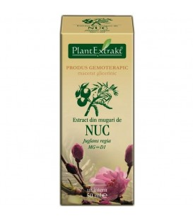 Extract din muguri de nuc, 50 ml
