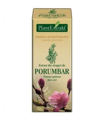 Extract din muguri de porumbar, 50 ml