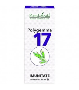 Polygemma 17 - Imunitate, 50 ml