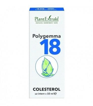 Polygemma 18 - Colesterol, 50 ml
